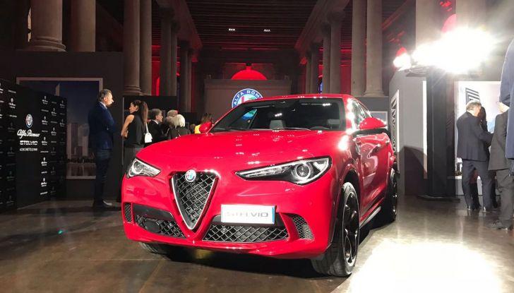 Alfa Romeo Stelvio Quadrifoglio, ultima tappa a Venezia con la chef Klugman - Foto 3 di 16