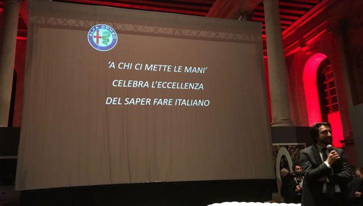 Alfa Romeo Stelvio Quadrifoglio, ultima tappa a Venezia con la chef Klugman - Foto 11 di 16