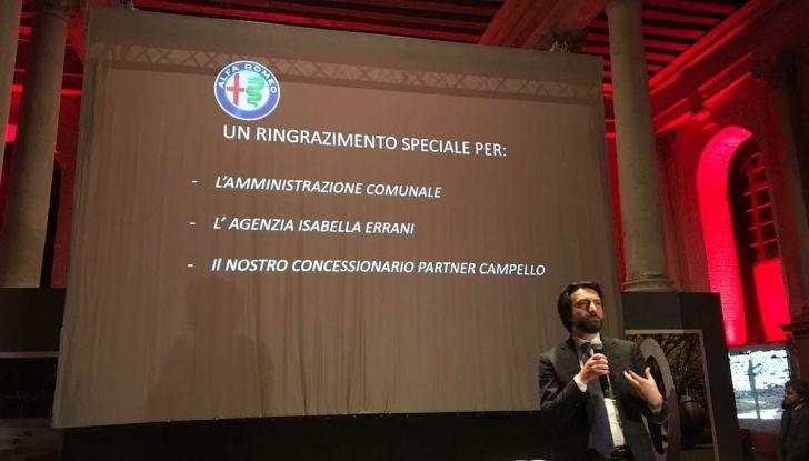 Alfa Romeo Stelvio Quadrifoglio, ultima tappa a Venezia con la chef Klugman - Foto 12 di 16