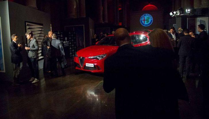 Alfa Romeo Stelvio Quadrifoglio, ultima tappa a Venezia con la chef Klugman - Foto 9 di 16