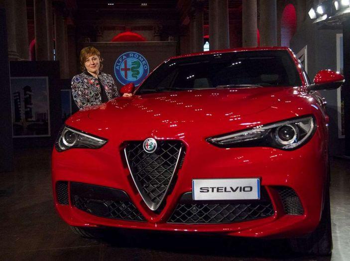 Alfa Romeo Stelvio Quadrifoglio, ultima tappa a Venezia con la chef Klugman - Foto 8 di 16