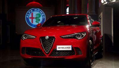 Alfa Romeo Stelvio Quadrifoglio, ultima tappa a Venezia con la chef Klugman