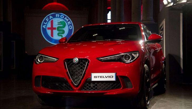 Alfa Romeo Stelvio Quadrifoglio, ultima tappa a Venezia con la chef Klugman - Foto 5 di 16