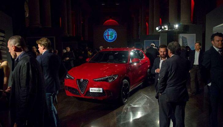 Alfa Romeo Stelvio Quadrifoglio, ultima tappa a Venezia con la chef Klugman - Foto 7 di 16