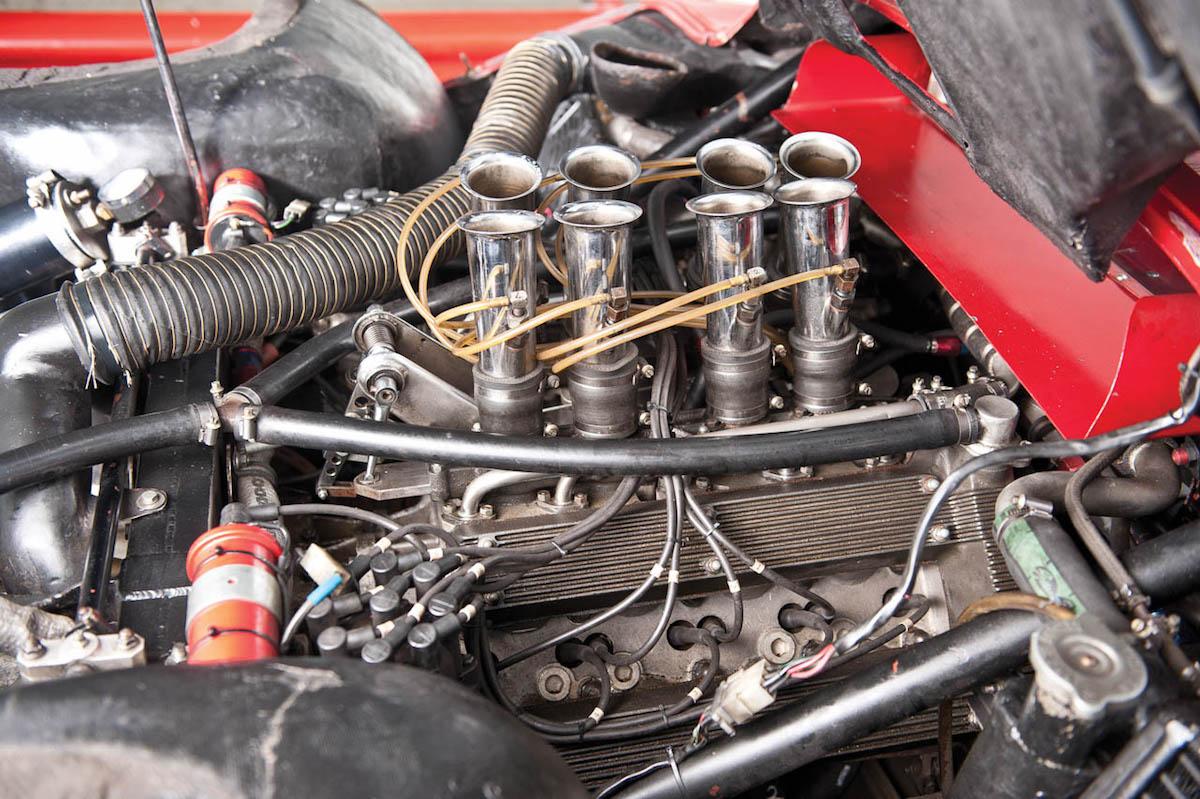 Alfa Romeo 33 Daytona Motore
