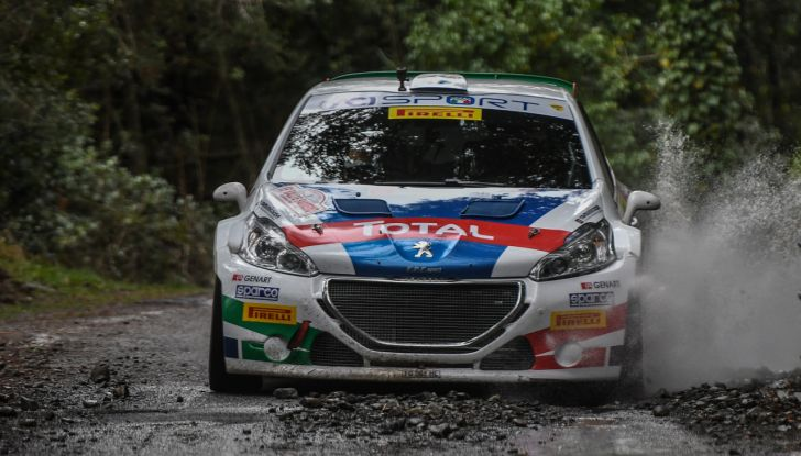 Andreucci (Peugeot Sport Italia) vince a Sanremo ed è record - Foto 3 di 3