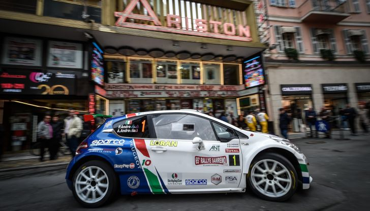 Campionato Italiano Rally 2018 – le classifiche - Foto 1 di 3
