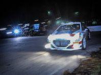 Andreucci (Peugeot Sport Italia) vince a Sanremo ed è record