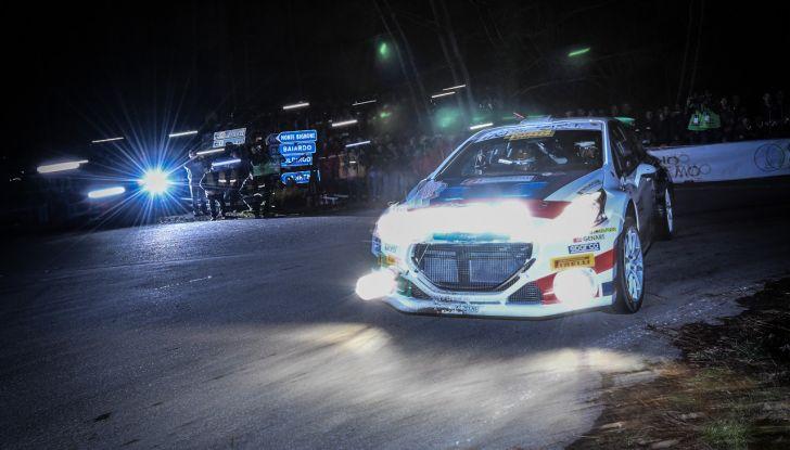 Andreucci (Peugeot Sport Italia) vince a Sanremo ed è record - Foto 1 di 3