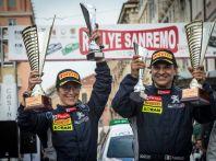 Paolo Andreucci (Peugeot Sport Italia) soddisfatto della gara ligure