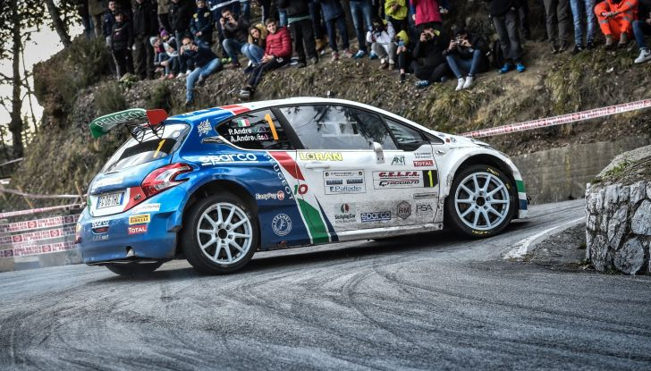 Rally di Sanremo 2018 – anteprima Peugeot - Foto  di