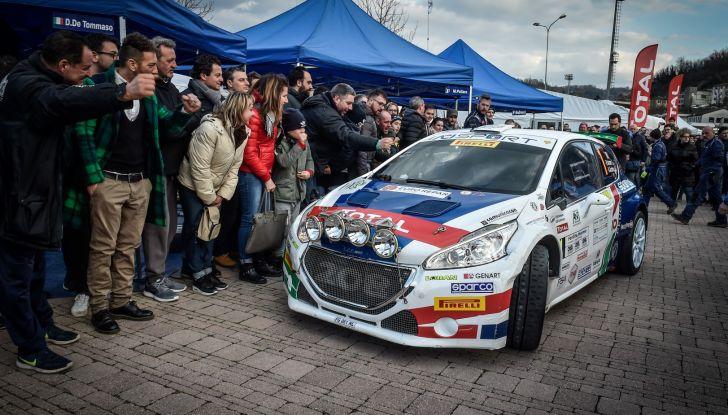 Rally di Sanremo – cosa ne pensano i piloti Peugeot? - Foto 1 di 2
