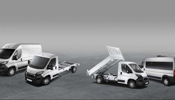 Annuario Trucks & Vans e PSA: presente e futuro dei veicoli commerciali - Foto 8 di 14