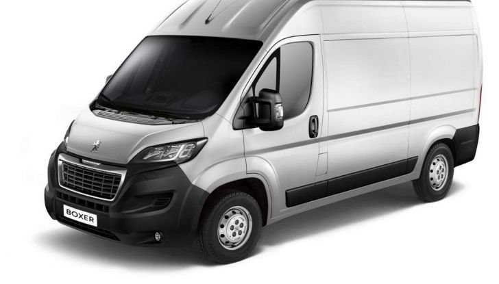 Annuario Trucks & Vans e PSA: presente e futuro dei veicoli commerciali - Foto 9 di 14