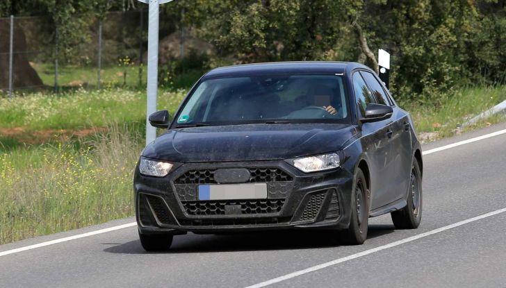 Audi A1 2018, la seconda generazione quasi pronta al debutto - Foto 2 di 13