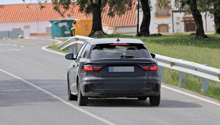 Audi A1 2018, la seconda generazione quasi pronta al debutto - Foto 13 di 13