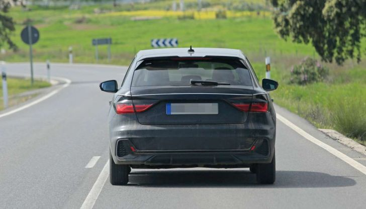Audi A1 2018, la seconda generazione quasi pronta al debutto - Foto 7 di 13