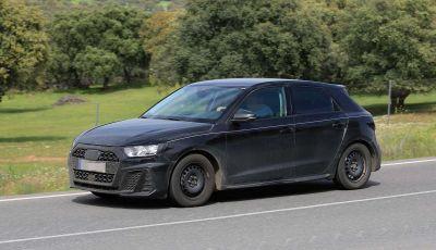 Audi A1 2018, la seconda generazione quasi pronta al debutto