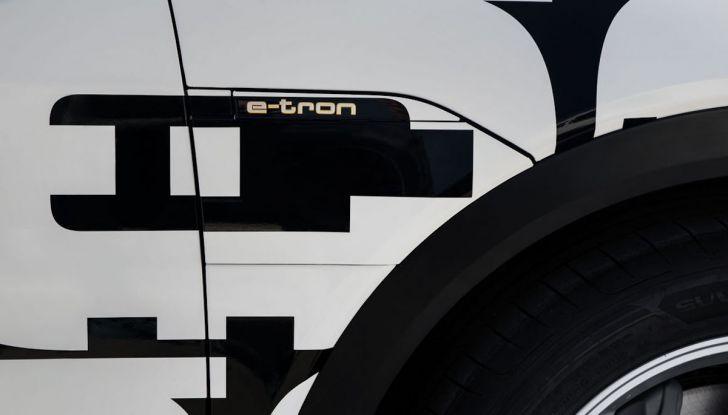 Audi E-Tron, in vendita da fine 2018, è sviluppata nella Gabbia di Faraday - Foto 7 di 26