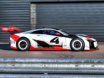 Audi e-tron Vision Gran Turismo nata per PS4, arriva in Formula E