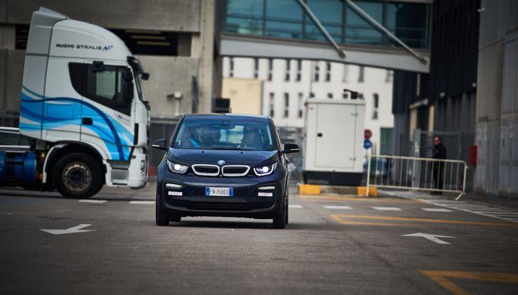 BMW i3 2018, la nostra prova su strada della piccola bavarese - Foto 8 di 21