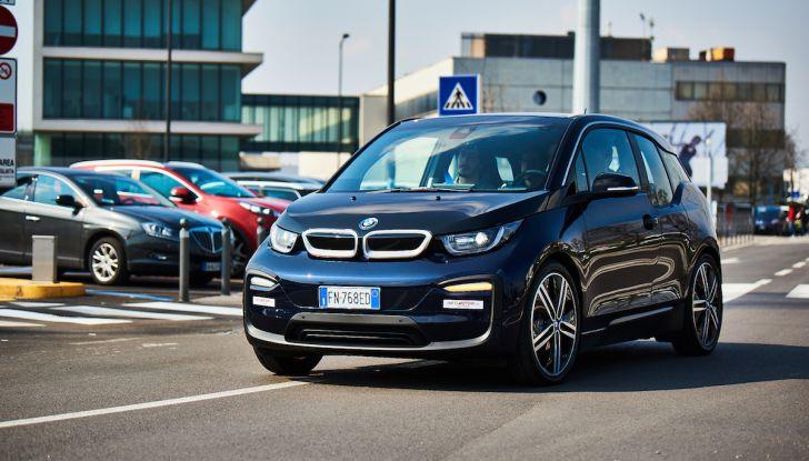 BMW i3 2018, la nostra prova su strada della piccola bavarese - Foto 9 di 21
