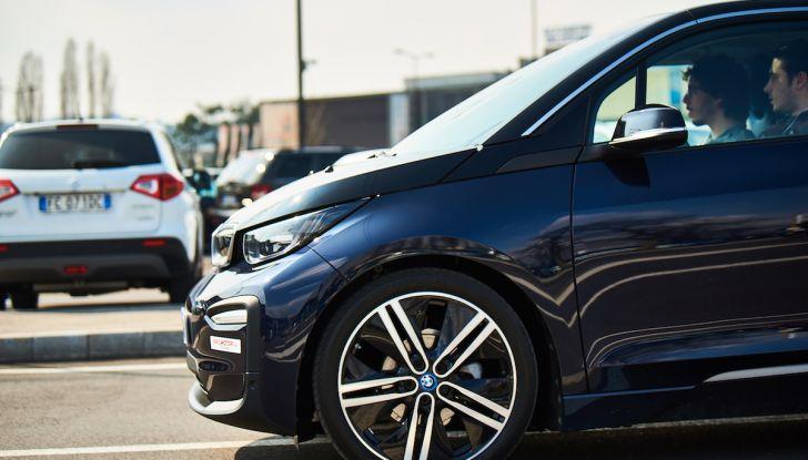 BMW i3 2018, la nostra prova su strada della piccola bavarese - Foto 5 di 21