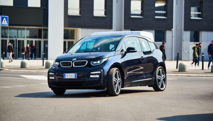 BMW i3 2018, la nostra prova su strada della piccola bavarese - Foto 16 di 21