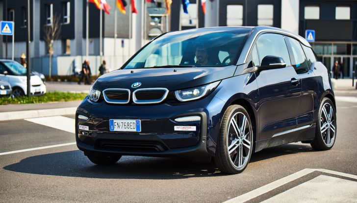 BMW i3 2018, la nostra prova su strada della piccola bavarese - Foto 17 di 21