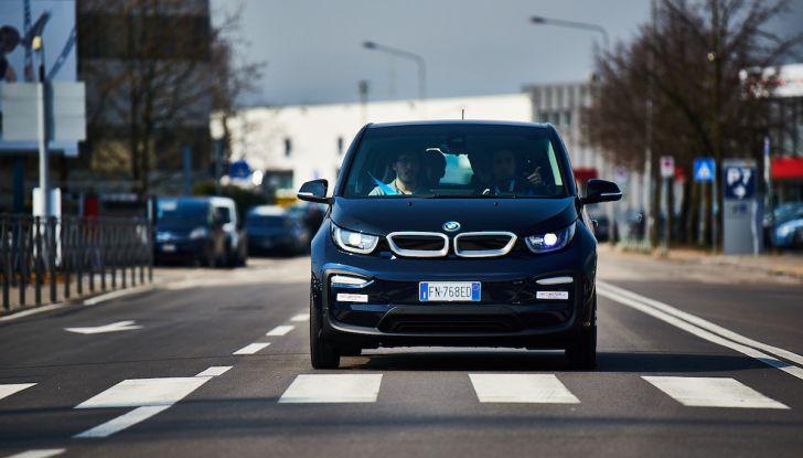 BMW i3 2018, la nostra prova su strada della piccola bavarese - Foto 18 di 21