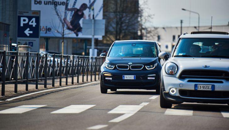 BMW i3 2018, la nostra prova su strada della piccola bavarese - Foto 19 di 21