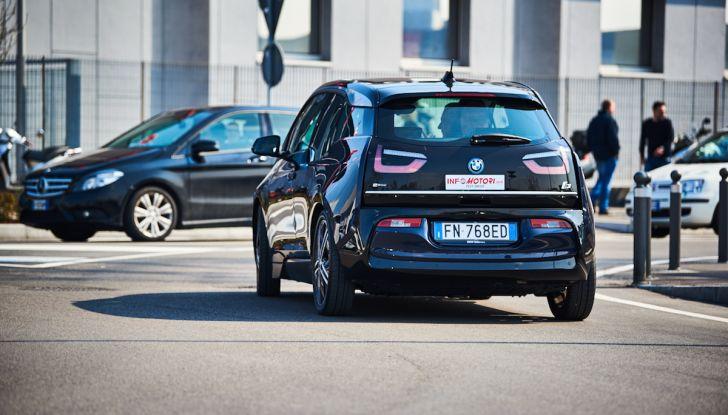 BMW i3 2018, la nostra prova su strada della piccola bavarese - Foto 21 di 21