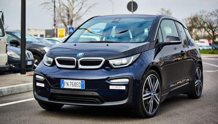 BMW i3 2018, la nostra prova su strada della piccola bavarese - Foto 4 di 21