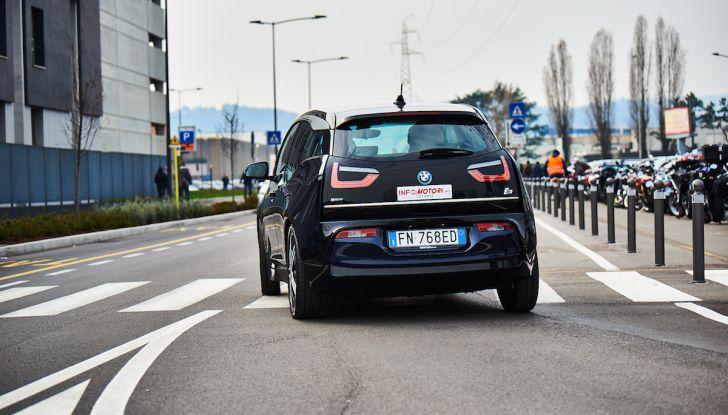 BMW i3 2018, la nostra prova su strada della piccola bavarese - Foto 13 di 21