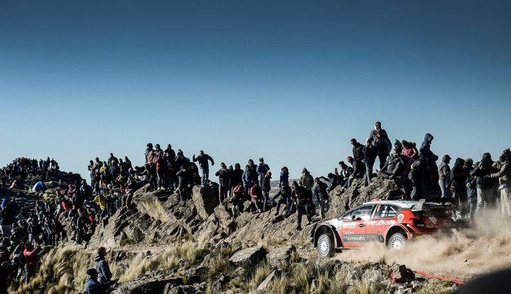 WRC Argentina 2018: le C3 WRC pronte al caloroso tifo argentino - Foto  di