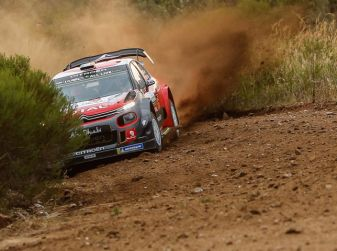 WRC Argentina 2018 – Shakedown: le C3 WRC con il ritmo giusto