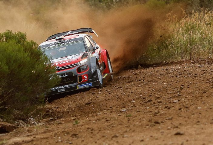 WRC Argentina 2018 – Shakedown: le C3 WRC con il ritmo giusto - Foto 1 di 1