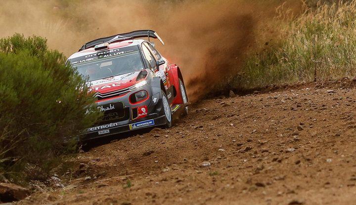 WRC Argentina 2018 – Shakedown: le C3 WRC con il ritmo giusto - Foto  di