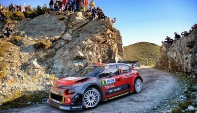 WRC Corsica 2018 – presentazione: le C3 WRC pronte per affrontare l'appuntamento francese