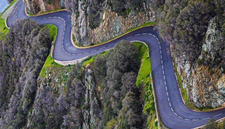 WRC Corsica 2018: i ricordi di Citroën sulle lunghe speciali della Corsica - Foto 1 di 2