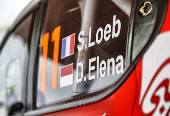 WRC Corsica 2018 – presentazione: le C3 WRC pronte per affrontare l'appuntamento francese - Foto 3 di 5