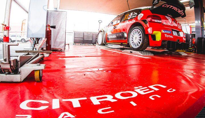 WRC Corsica 2018 – presentazione: le C3 WRC pronte per affrontare l'appuntamento francese - Foto 5 di 5