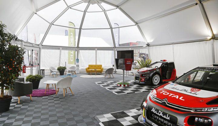 WRC Corsica 2018: Citroën partner ufficiale del Tour de Corse - Foto 3 di 4