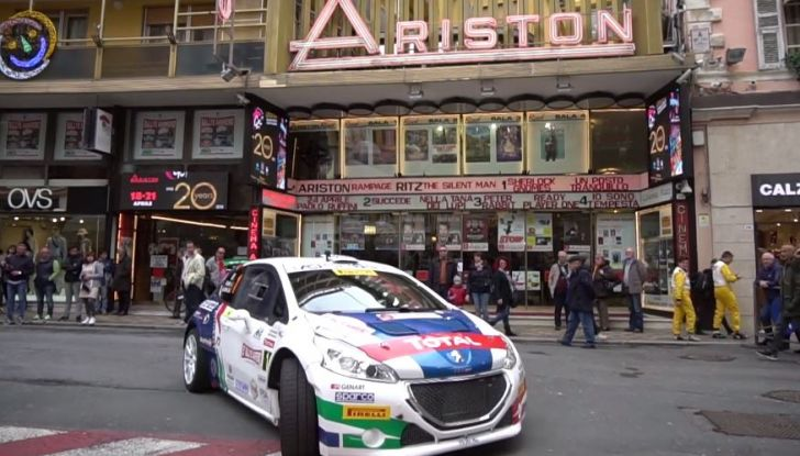 Peugeot al 65° Rallye di Sanremo – VIDEO HIGHLIGHTS - Foto  di