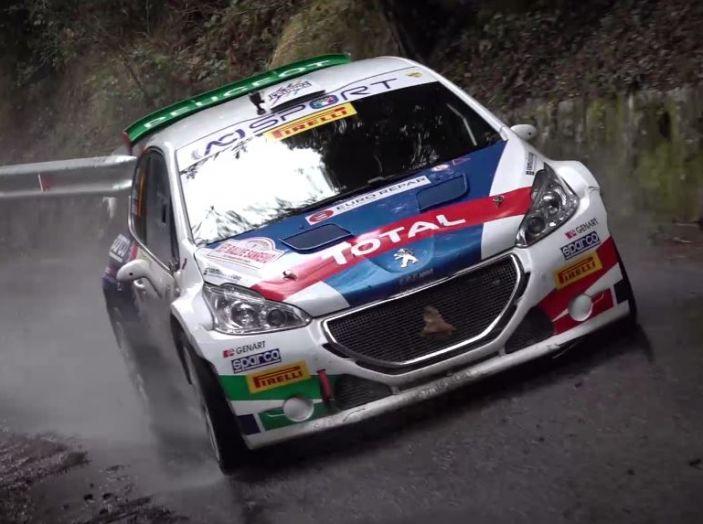 Video dello shakedown Peugeot al 65° Rallye di Sanremo - Foto 1 di 1