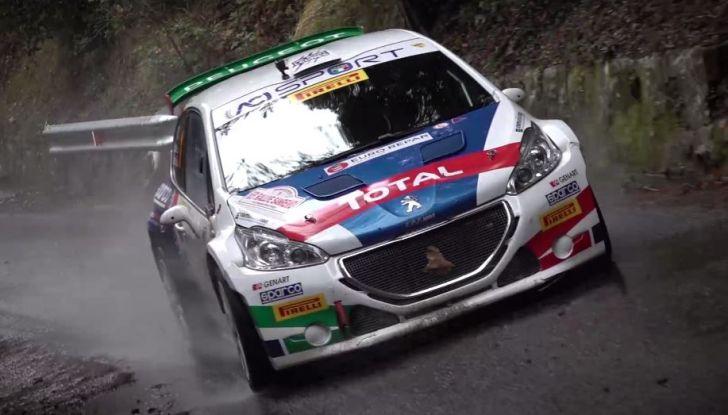 Video dello shakedown Peugeot al 65° Rallye di Sanremo - Foto  di