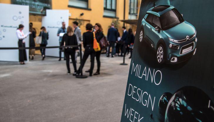 Nuova Citroen C4 Cactus protagonista alla Milano Design Week 2018 - Foto 15 di 30
