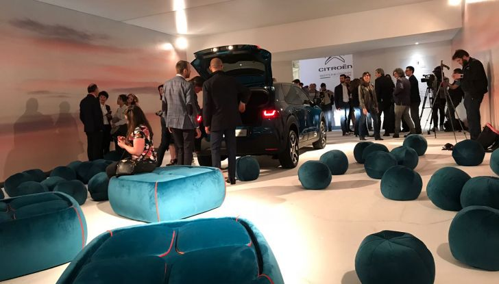Nuova Citroen C4 Cactus protagonista alla Milano Design Week 2018 - Foto 7 di 30