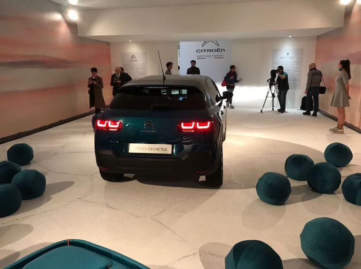 Nuova Citroen C4 Cactus protagonista alla Milano Design Week 2018 - Foto 4 di 30