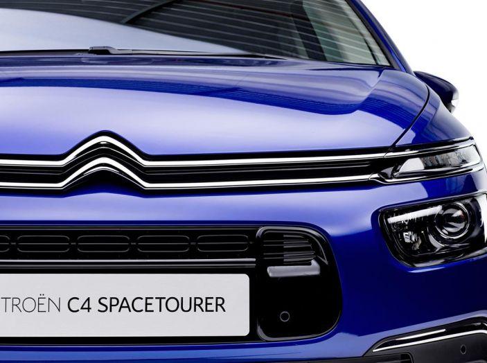 Citroen C4 e Grand C4 SpaceTourer: addio al nome Picasso - Foto 5 di 9